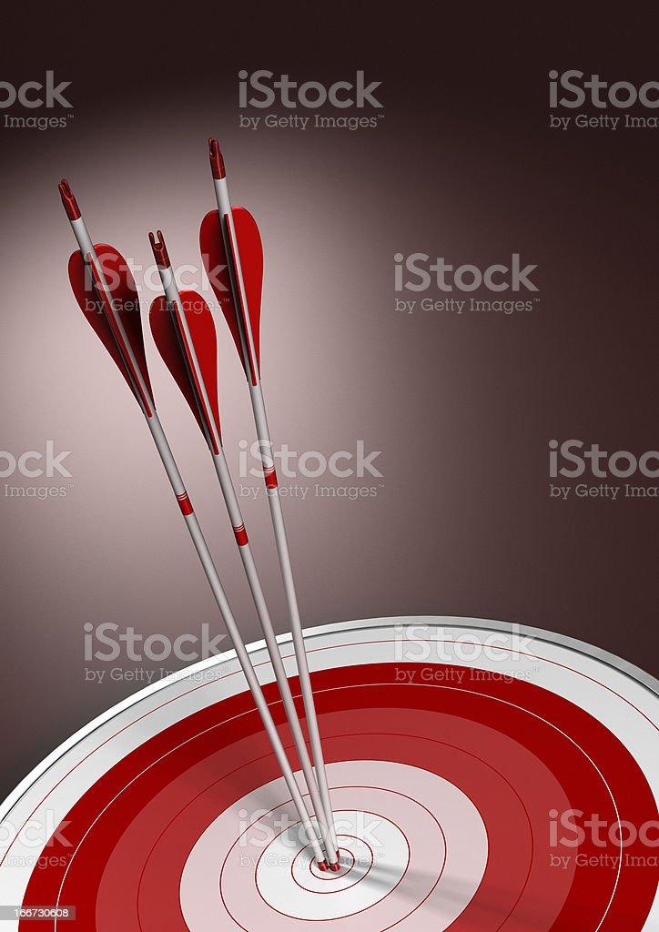business concept background, to be competitive royalty-free stock photo