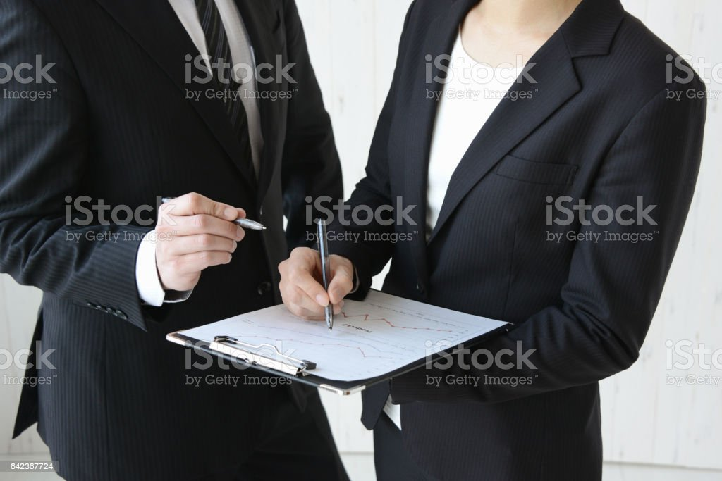 Business concepts, advices stock photo