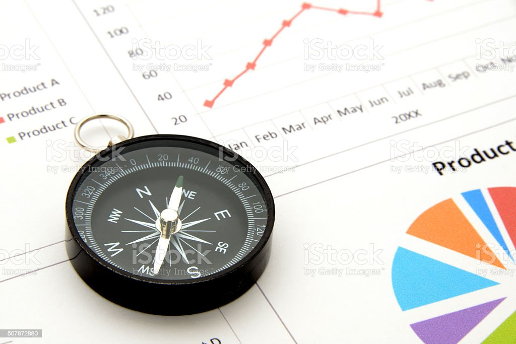 Business concepts, prospects for business stock photo