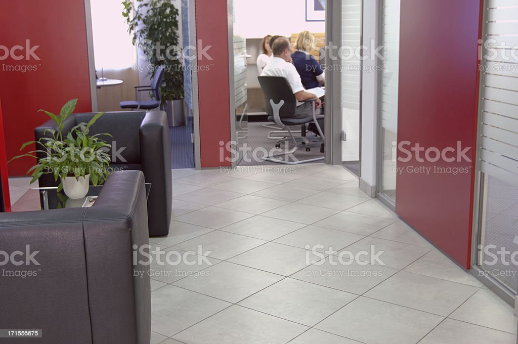 business conference 2 royalty-free stock photo
