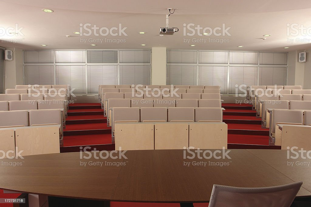 Business Conference Auditorium royalty-free stock photo