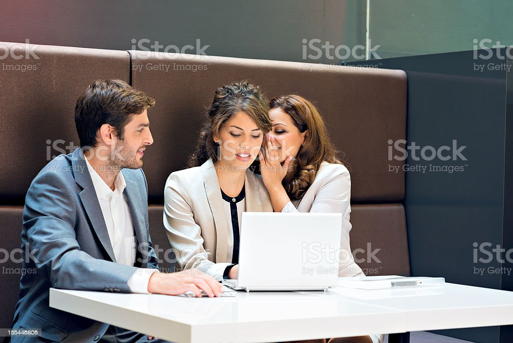 Business consultancy royalty-free stock photo