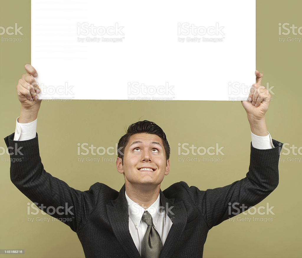 Business copy space royalty-free stock photo