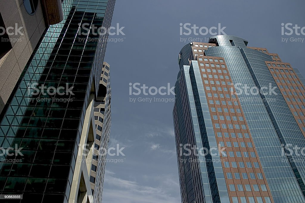 Business, Corporate, Building royalty-free stock photo