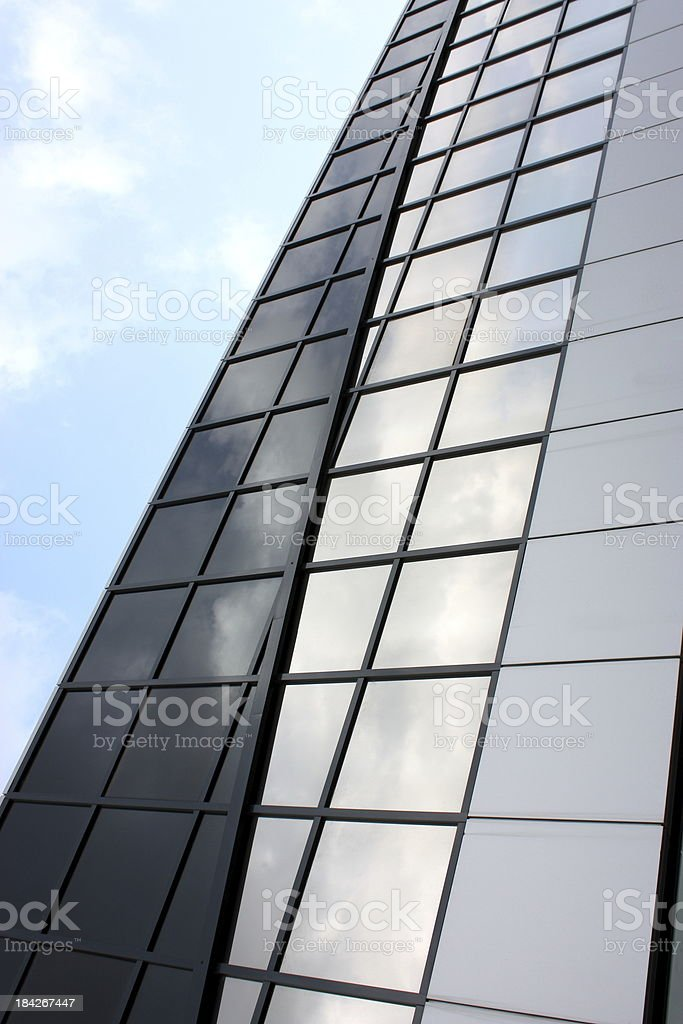 Business Corporate Office Window royalty-free stock photo