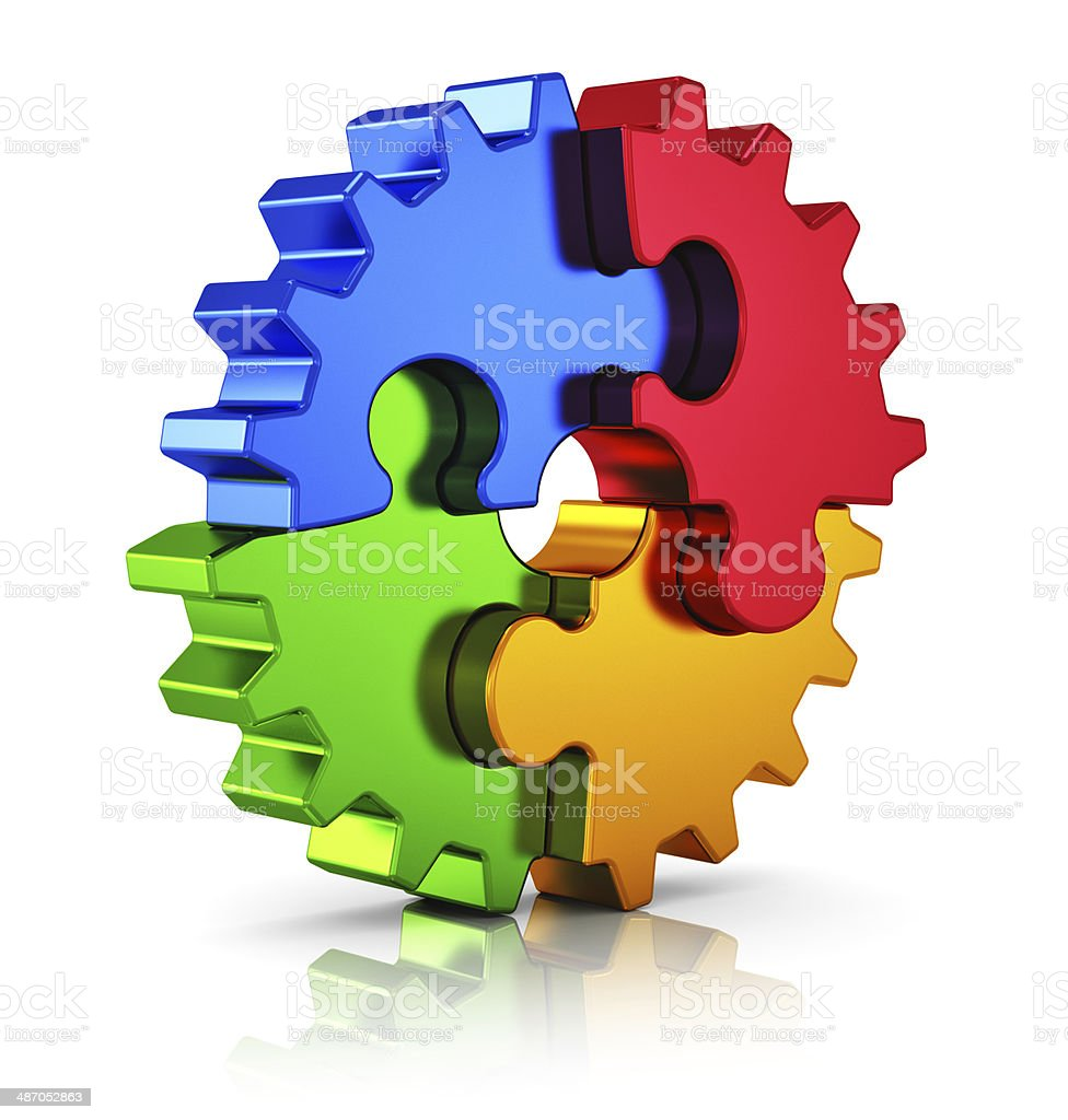 Business creativity and success concept stock photo