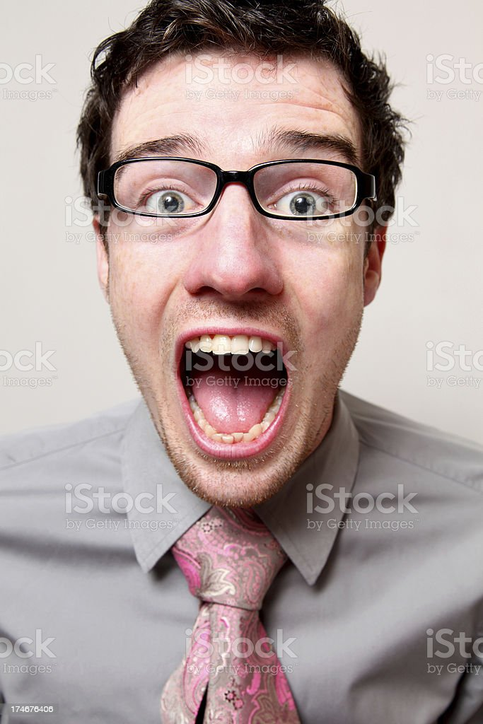 Business Crisis royalty-free stock photo