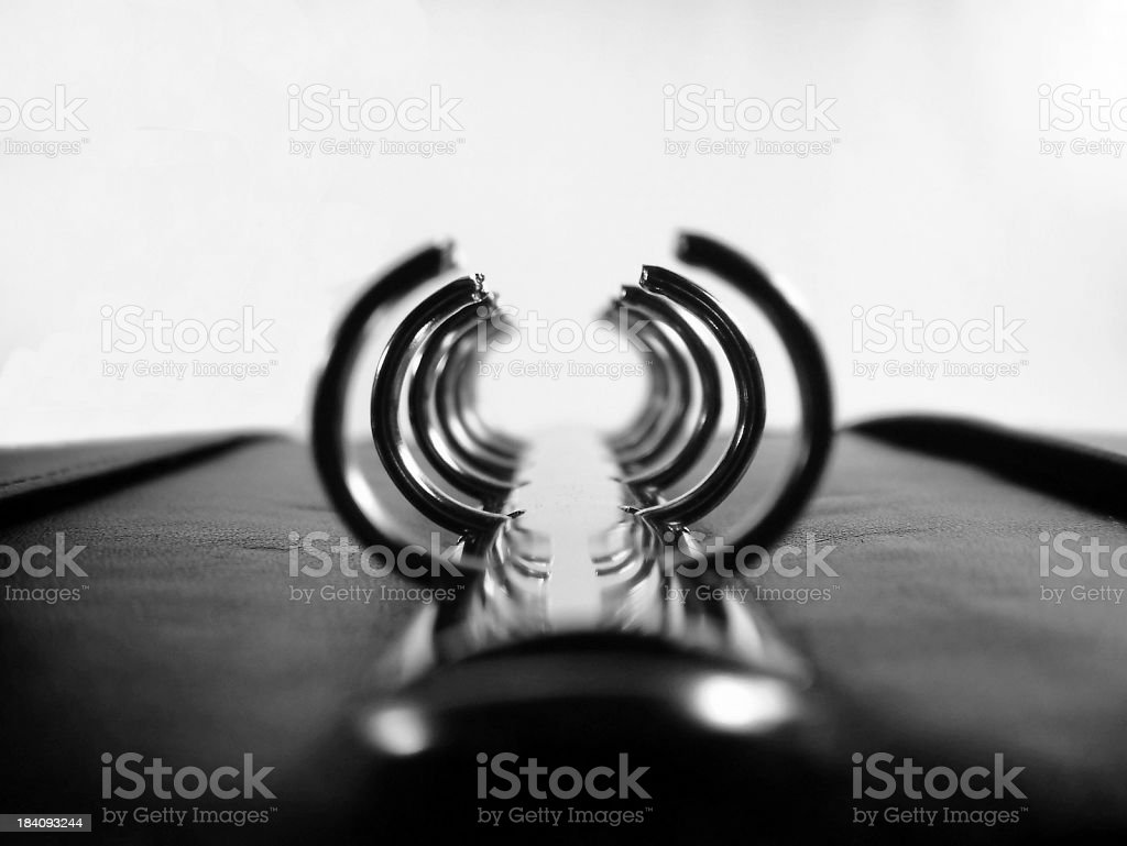 Business cuff royalty-free stock photo