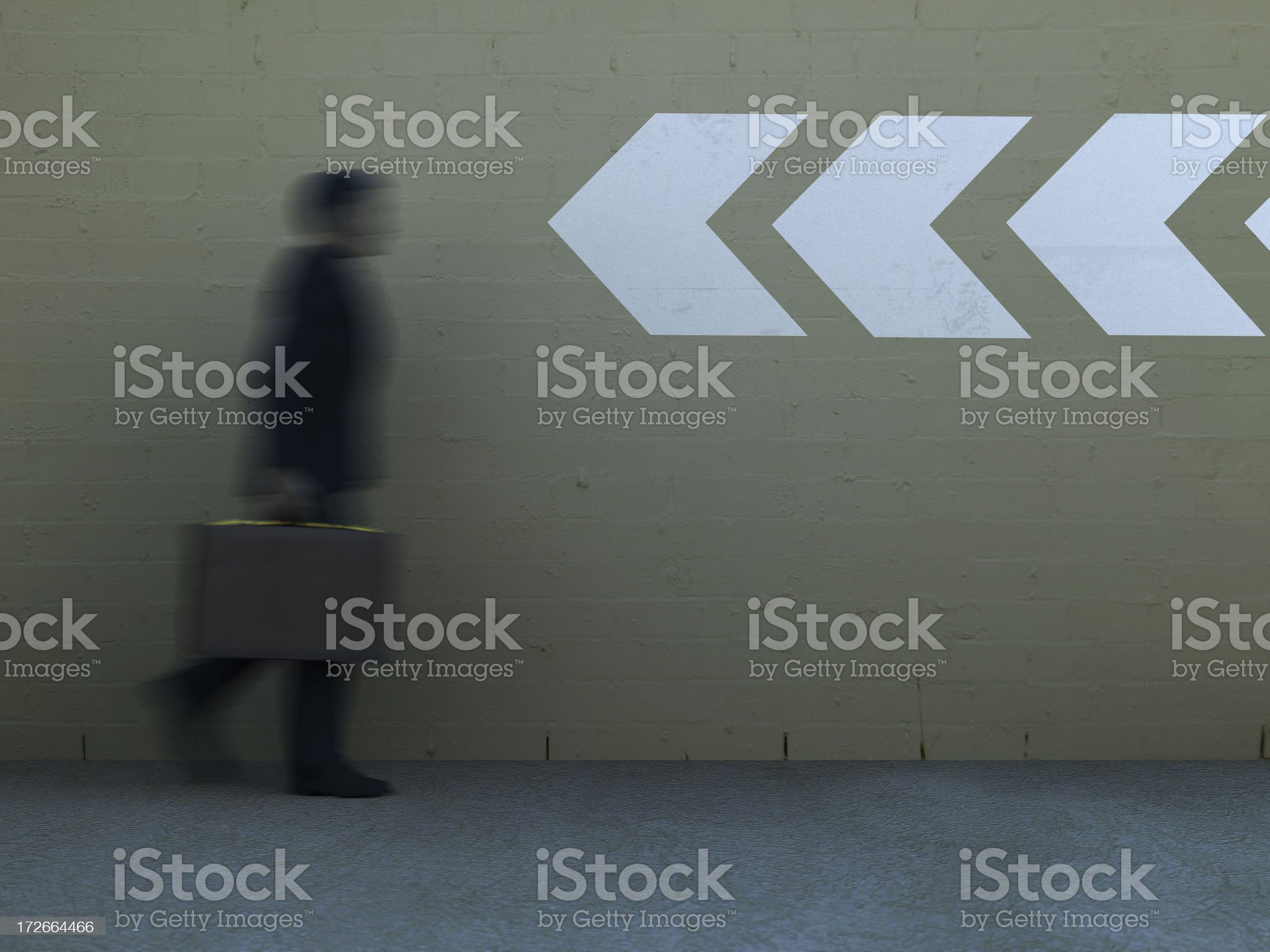 Business Direction royalty-free stock photo