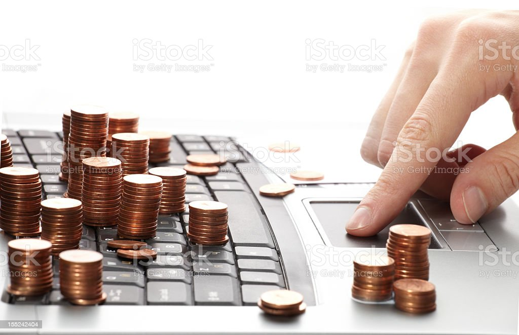 business , e-commerce royalty-free stock photo