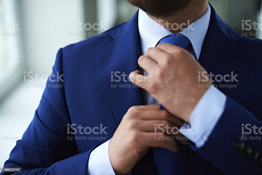 Business elegance stock photo