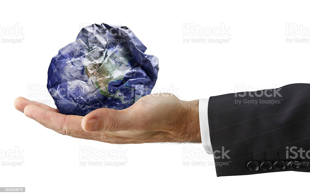 Business & Environment stock photo
