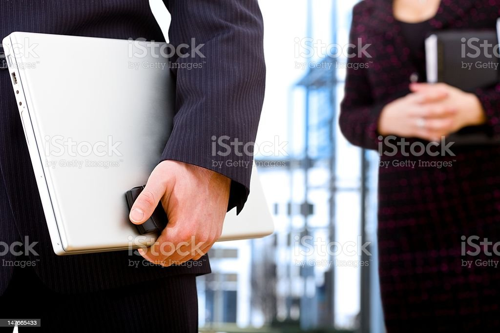 Business equipment royalty-free stock photo