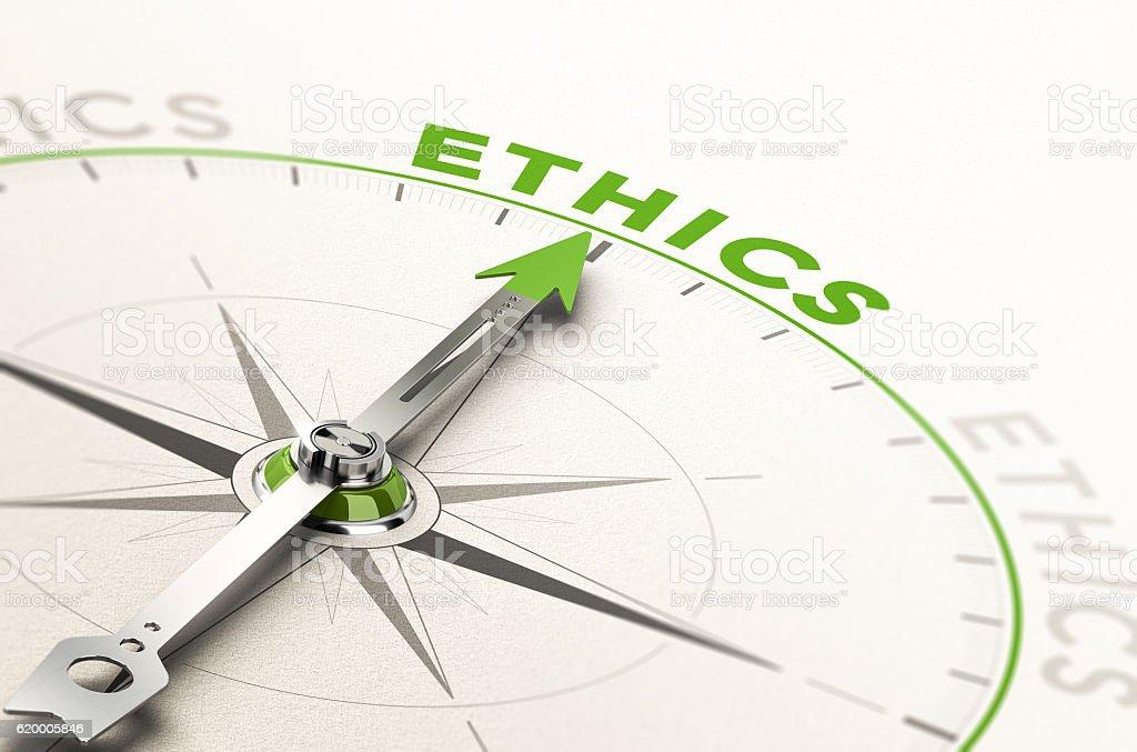 Business Ethics stock photo