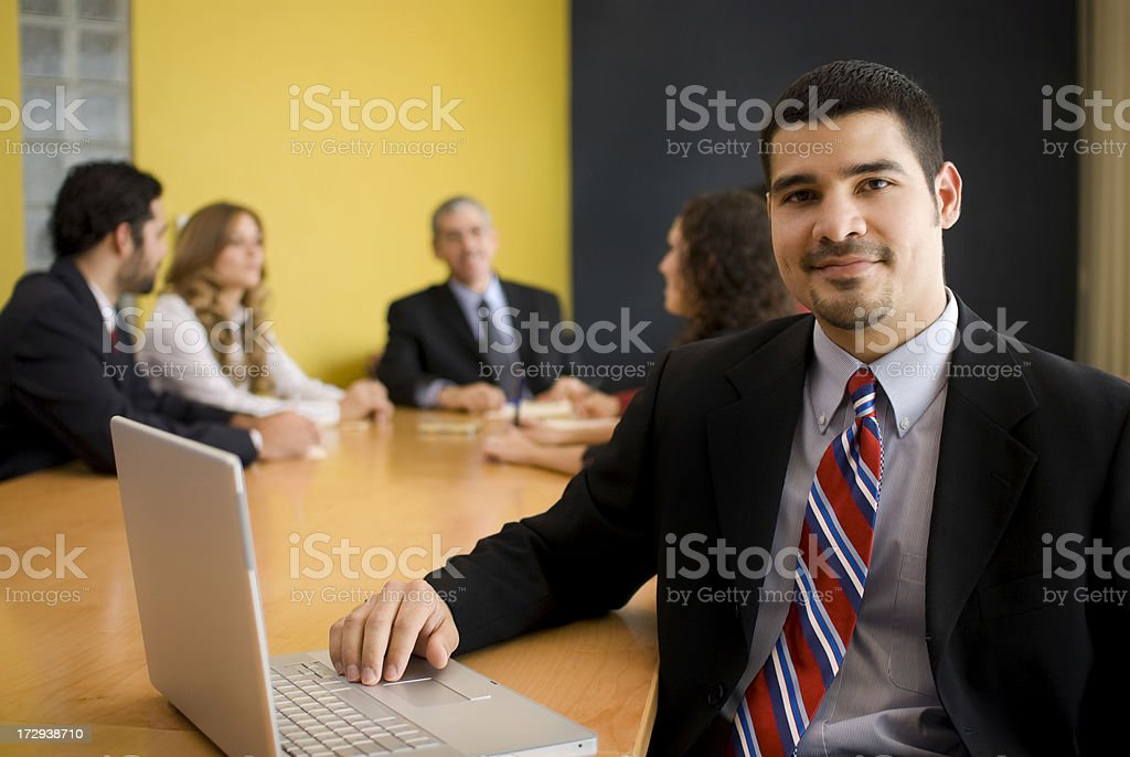 Business expertise royalty-free stock photo