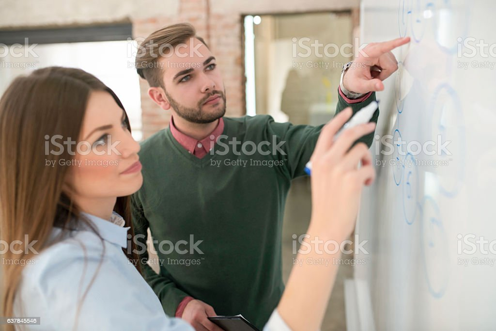 Business Experts stock photo