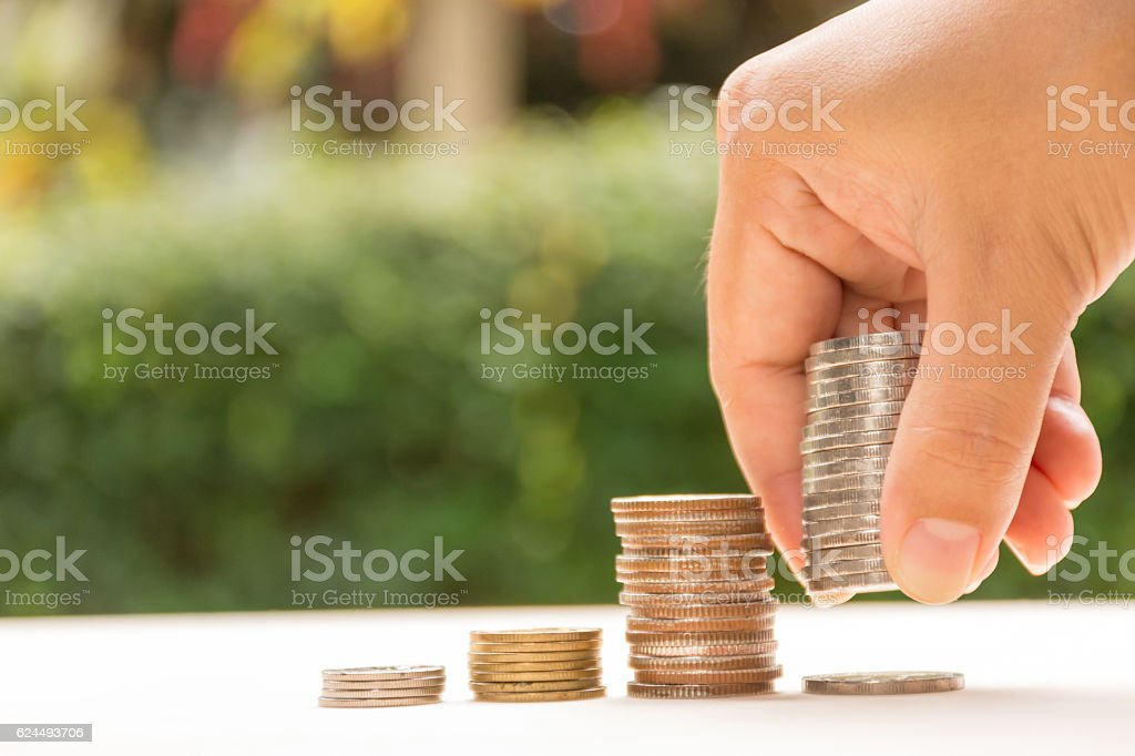 business financial saving money concept royalty-free stock photo