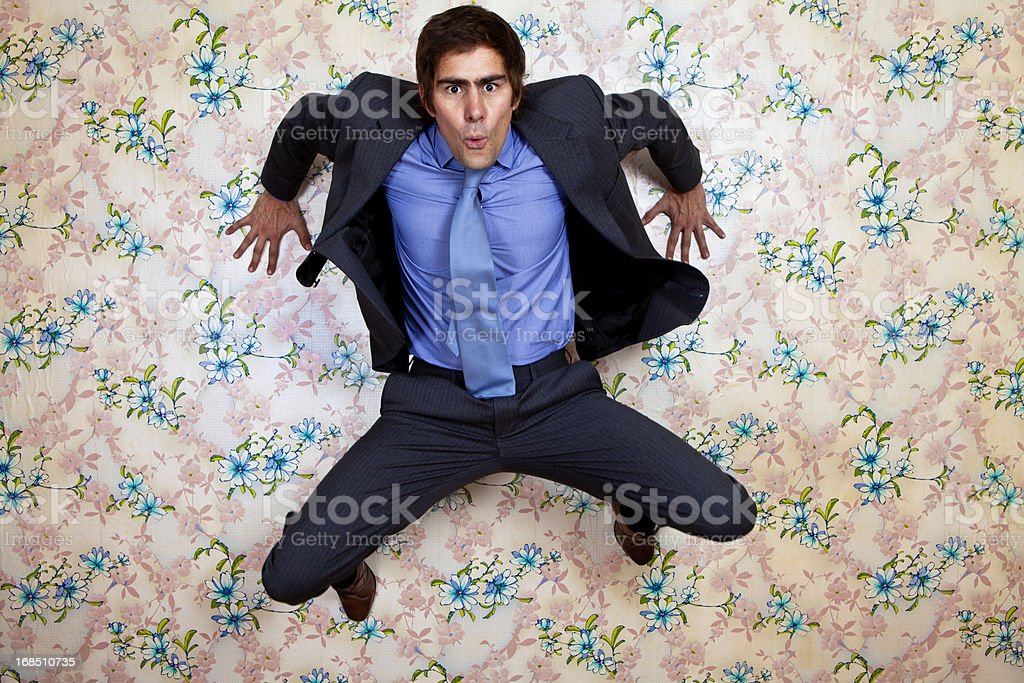 Business Fly stock photo