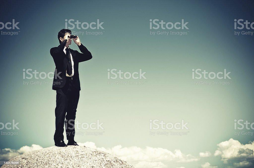 Business Forecast stock photo