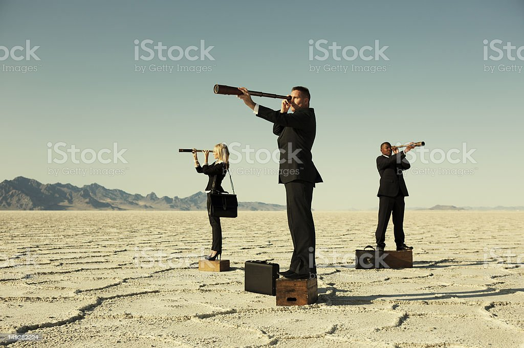 Business Forecasting stock photo