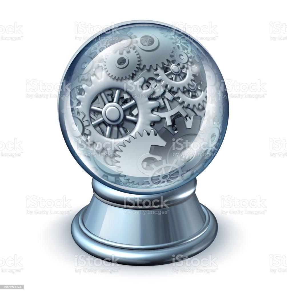 Business Forecasting stock photo