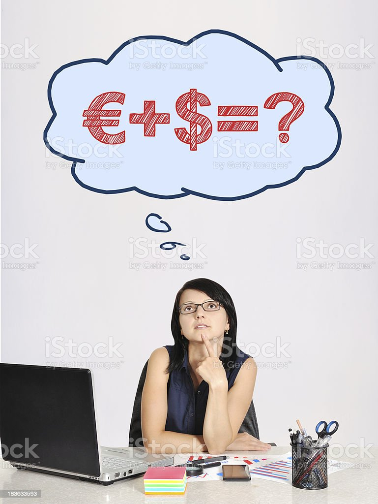 business  formula royalty-free stock photo