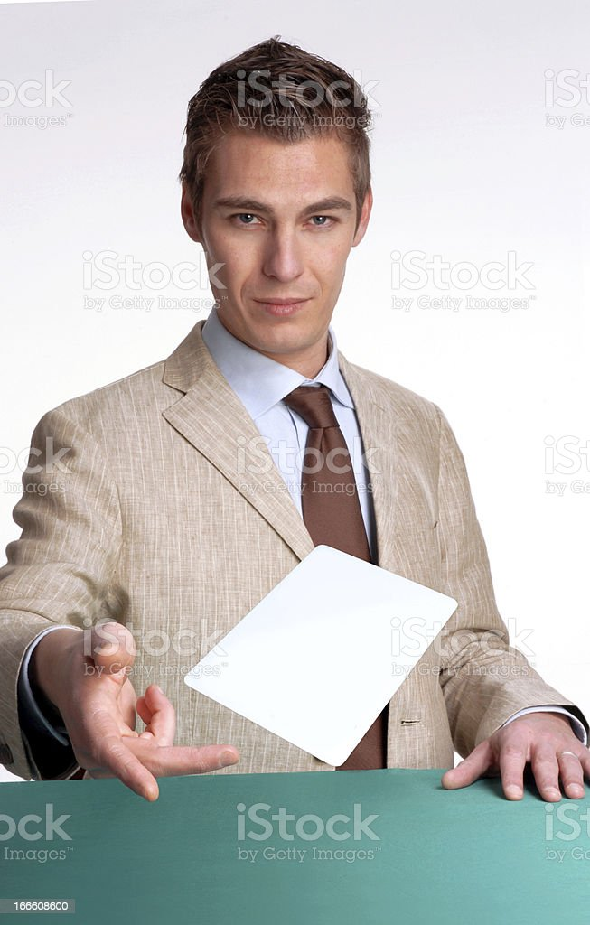 Business game. royalty-free stock photo