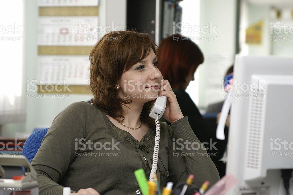 business girls stock photo
