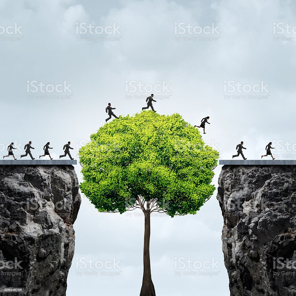 Business Growth Opportunity stock photo