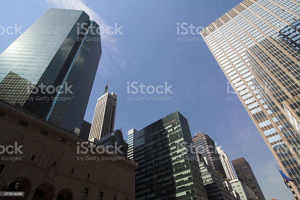 Business Headquarters royalty-free stock photo