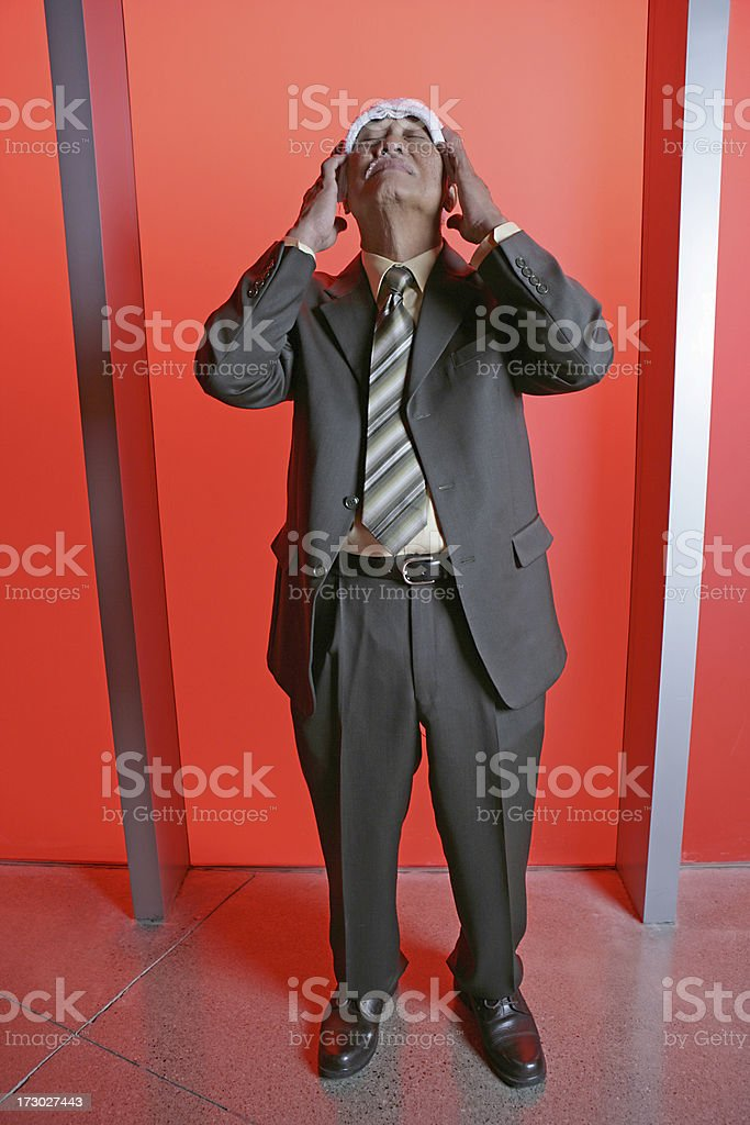 Business Heat royalty-free stock photo