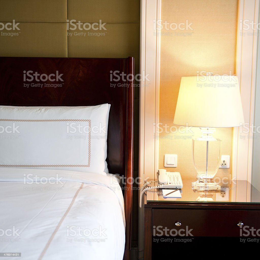 business hotel room royalty-free stock photo