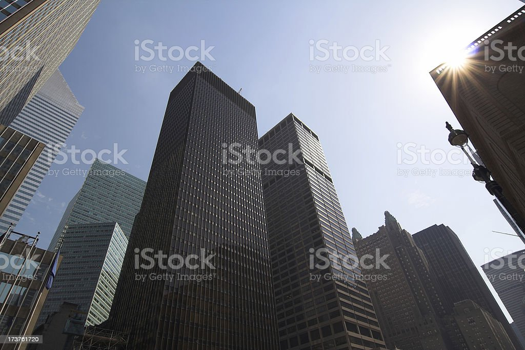 Business HQ's stock photo
