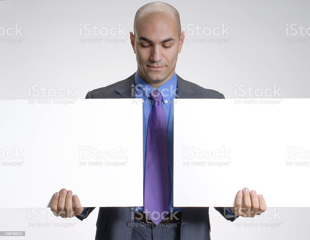 Business information. royalty-free stock photo