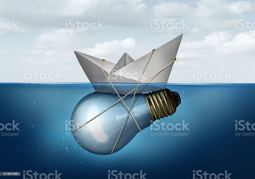 Business Innovative Solution stock photo
