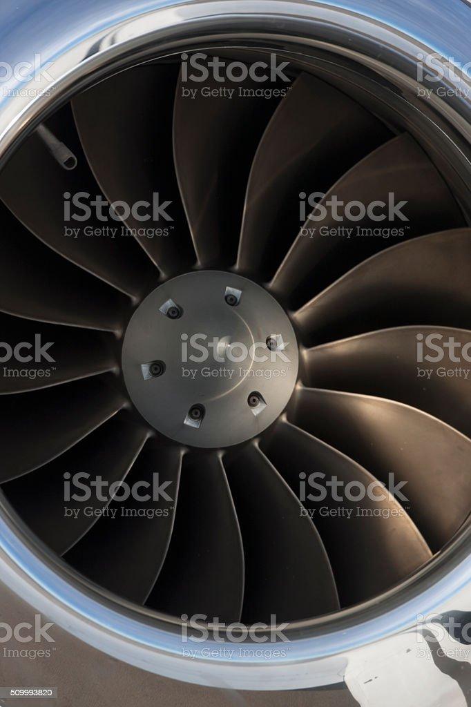 Business Jet Power stock photo
