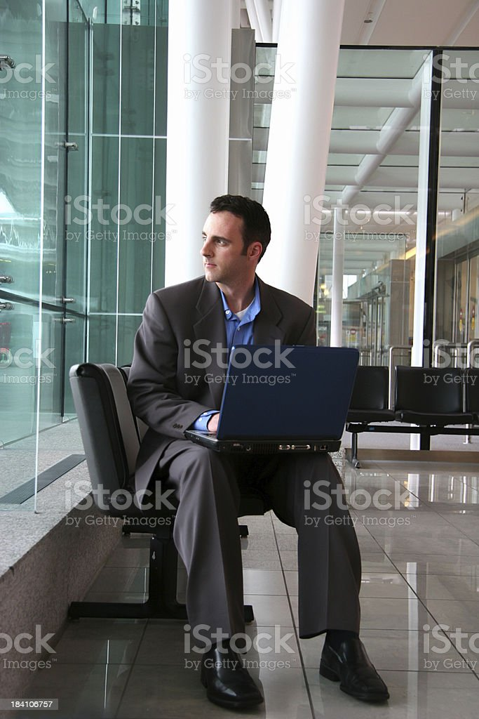 Business Laptop stock photo