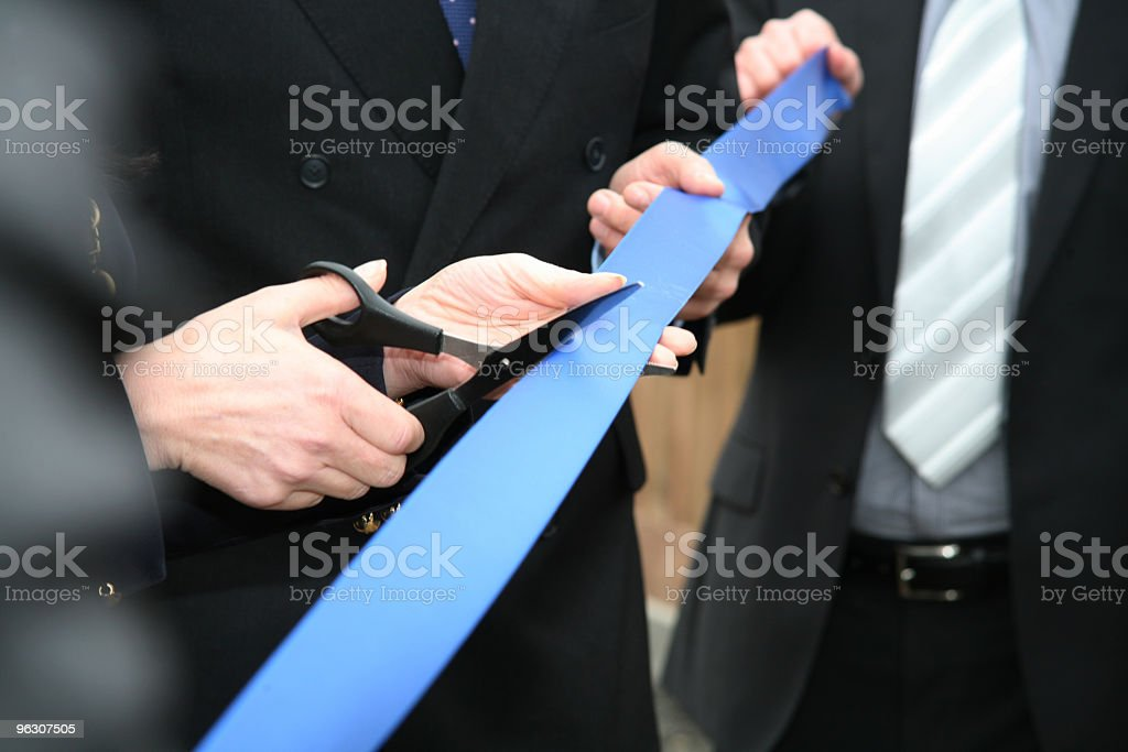 Business Launching royalty-free stock photo