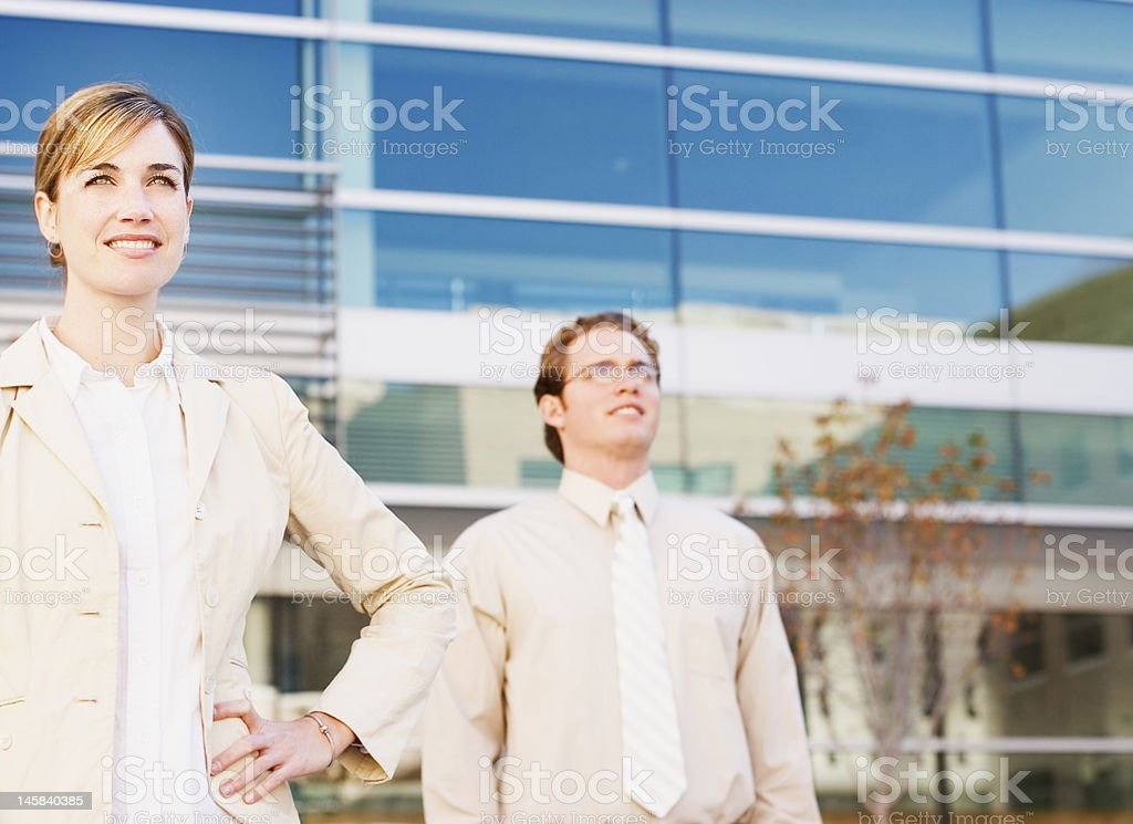 business leaders royalty-free stock photo