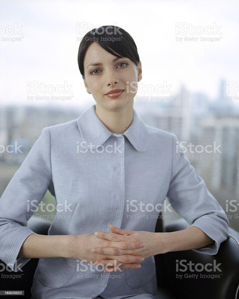 Business Lifestyle Portrait royalty-free stock photo