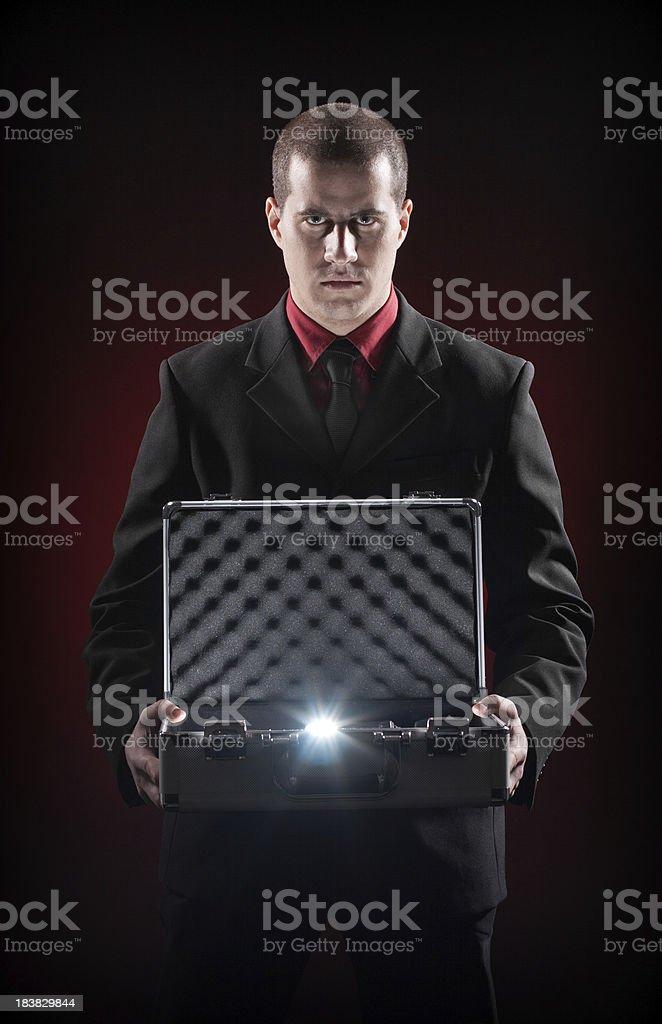 Business Light royalty-free stock photo