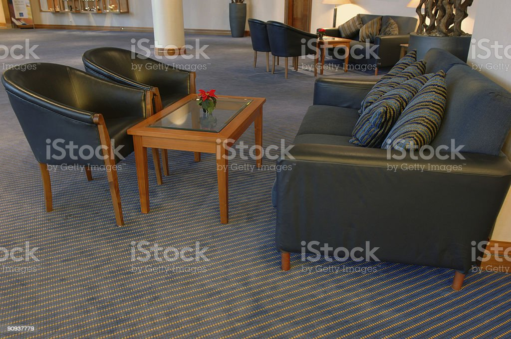 business lounge 7 royalty-free stock photo