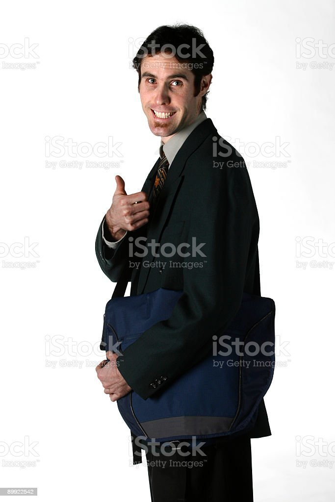 Business Man III royalty-free stock photo