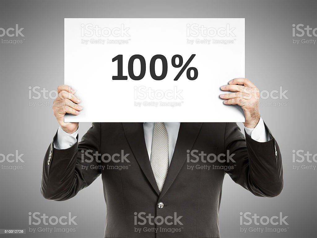 business man message stock photo