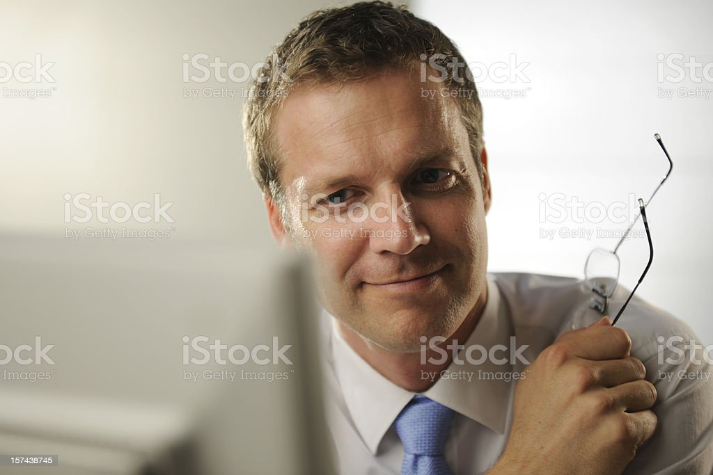 business man royalty-free stock photo