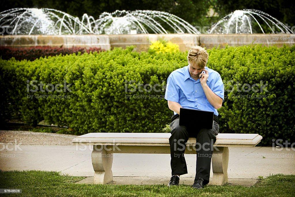 Business Man Portraits royalty-free stock photo