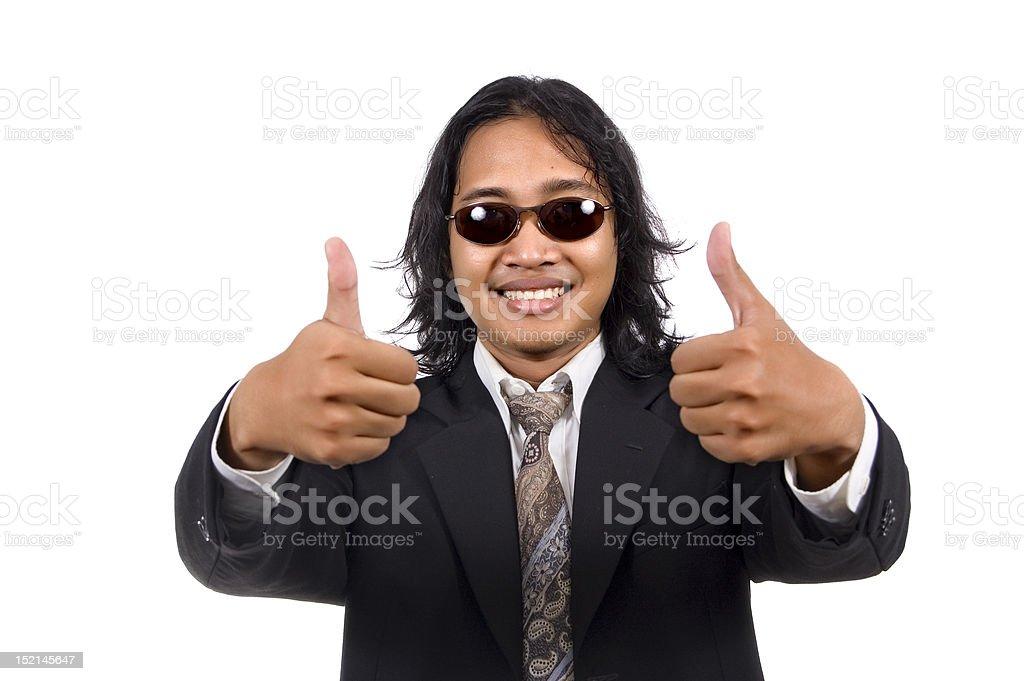 Business Man Success royalty-free stock photo
