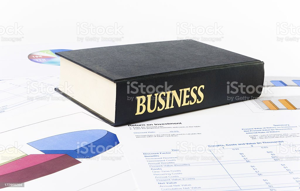 Business matters royalty-free stock photo
