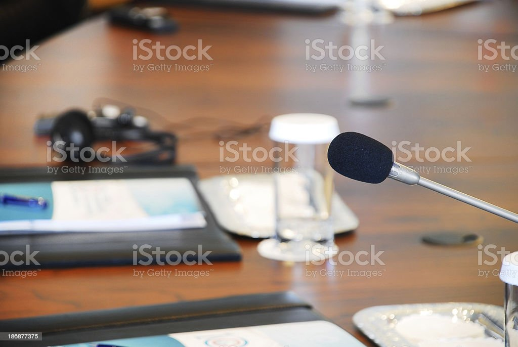 Business Metting royalty-free stock photo