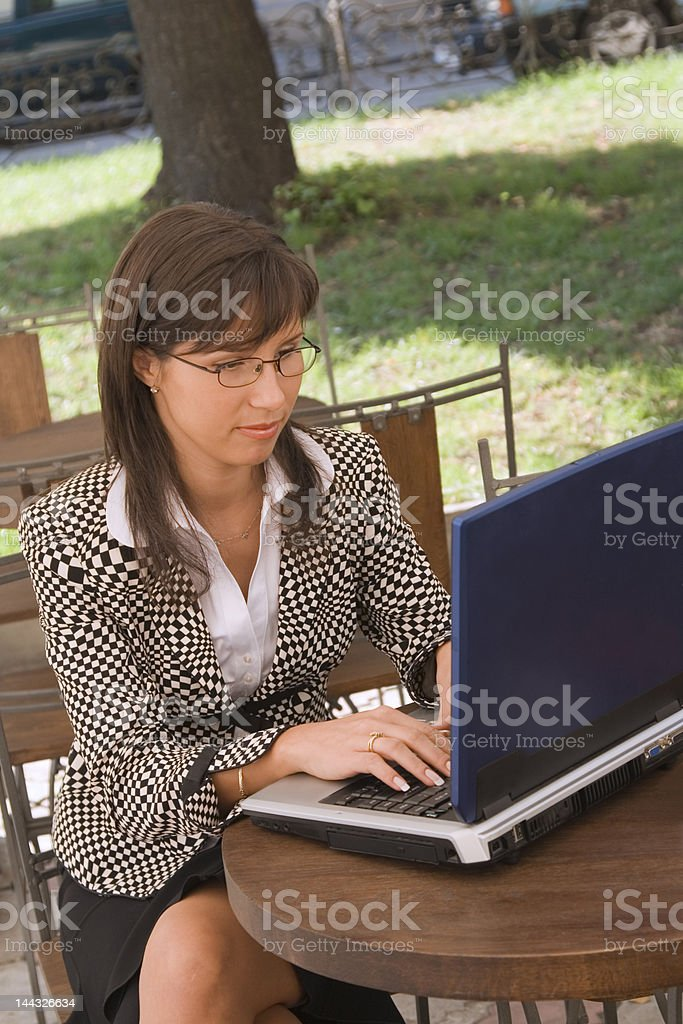 Business mobility royalty-free stock photo